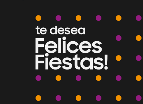 Insvat te desea Felices Fiestas