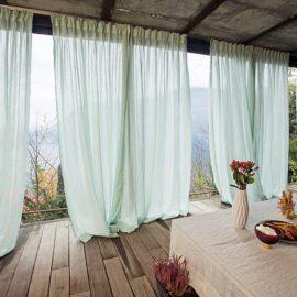 Los 5 tipos de cortinas más habituales hoy en día
