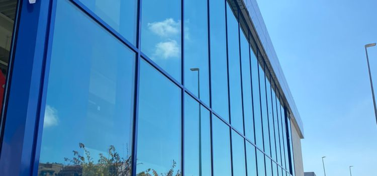 Instalación en Lidl de Villarreal